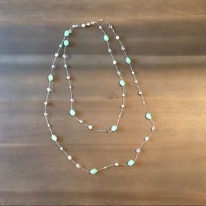 Jewelry - Buy 1, Get 1 Free! Green Beaded Necklace $5